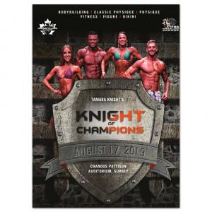 2019 Knight of Champions