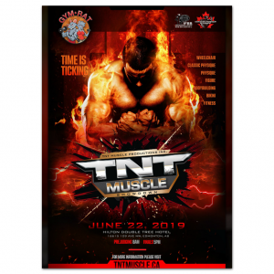 2019 TNT Muscle Showdown