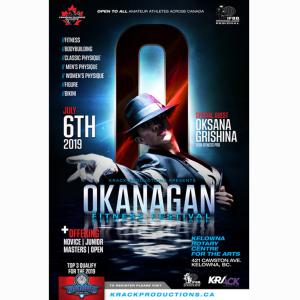 2019 Okanagan Fitness Festival