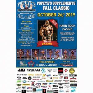 2019 Popeyes Fall Classic